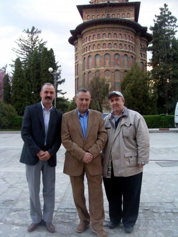 Presedintele APS, dl Dumitru Graur, in vizita la Iasi