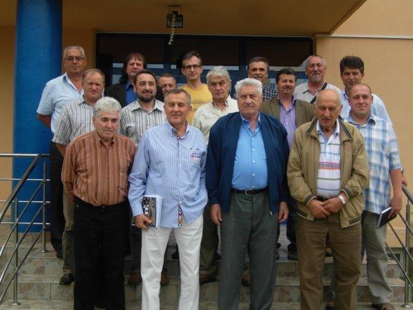 Presedintele APS, in vizita la Baia Mare