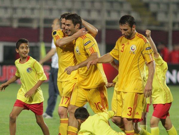 Romania, in grupa cu Olanda, Turcia, Ungaria, Estonia si Andorra pentru Preliminariile CM 2014!