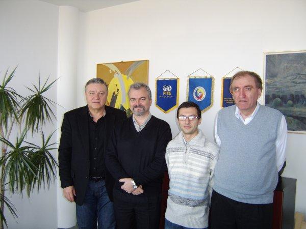 In memoriam: Dan Ovidiu Cristea, eruditul fotbalului