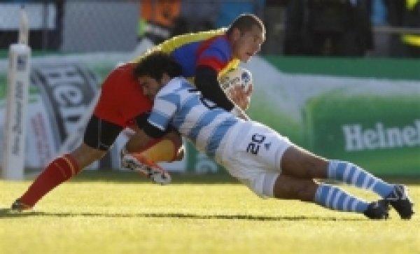 Romania, a doua infrangere la CM de rugby, scor 43-8 cu Argentina