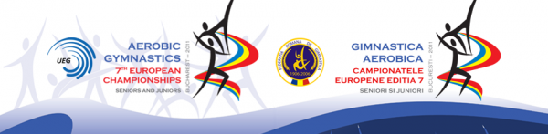 Acreditarile pentru Campionatul European de gimnastica aerobica de la Bucuresti