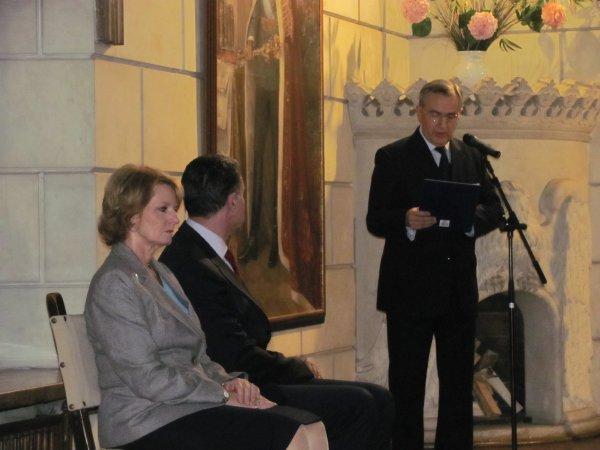 Cuvîntul domnului Dumitru Graur la primirea de catre APS a Inaltului Patronaj Regal