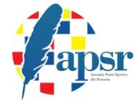 ADUNAREA GENERALĂ ȘI PREMIILE APS 2017