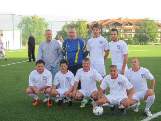 Naţionala APSR, locul 5 la turneul balcanic de la Bansko