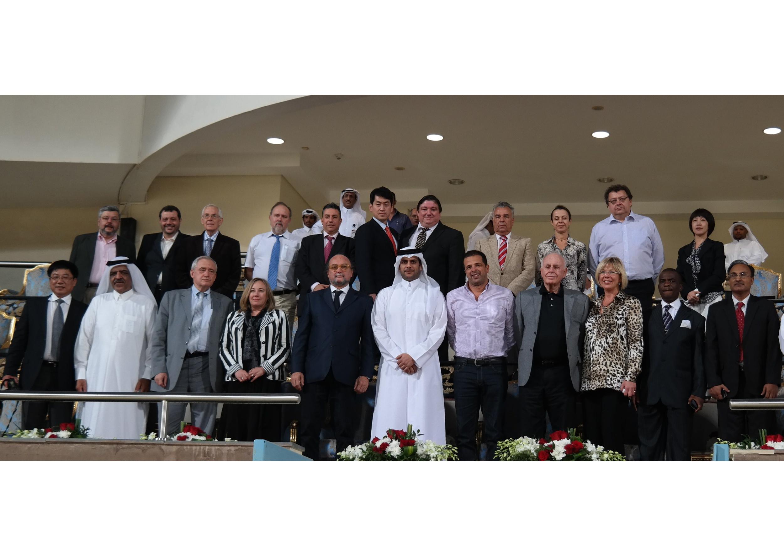 La Doha (Qatar) s-a desfasurat reuniunea Comitetului Executiv al AIPS