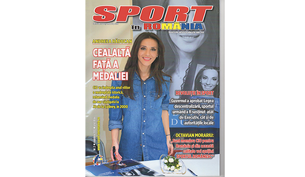 """A apărut numărul doi al revistei """"Sport în România"""""""