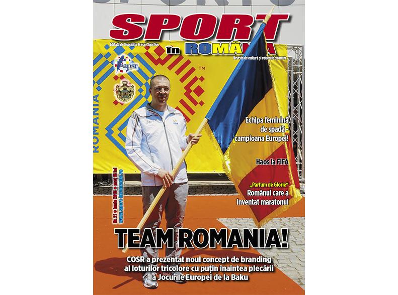 """A apărut numărul 21 al revistei """"Sport în România"""""""