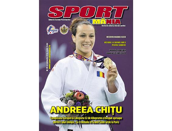 A apărut nr. 29 al revistei Sport în România