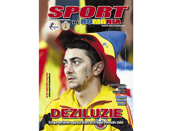 A apărut nr. 33 al revistei Sport în România