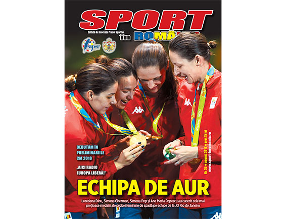 A apărut nr. 35 al revistei Sport în România