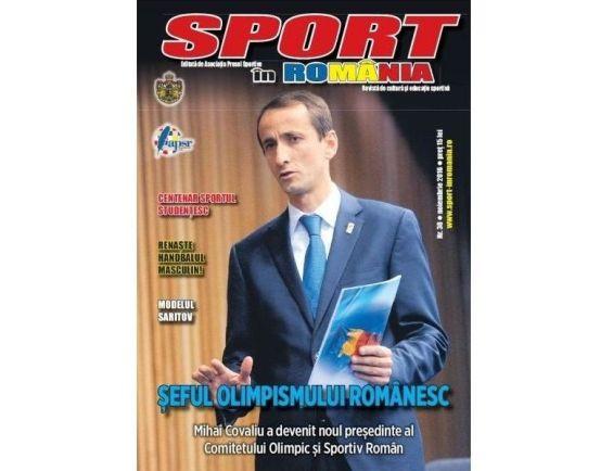 A apărut nr. 38 al revistei Sport în România