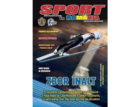A apărut nr. 41 al revistei Sport în România