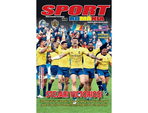 A apărut nr. 42 al revistei Sport în România