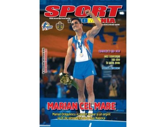 A apărut nr. 43 al revistei Sport în România