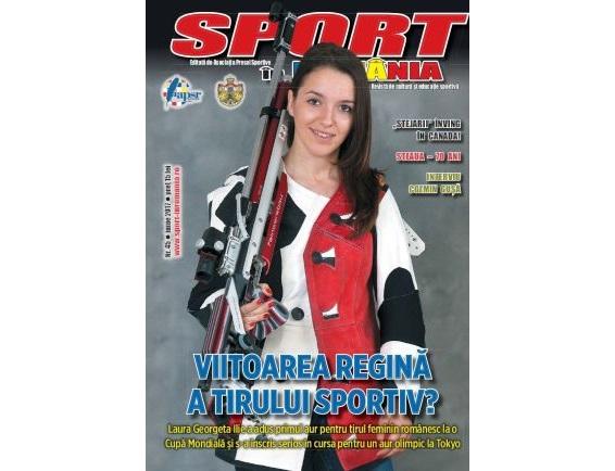 A apărut nr. 45 al revistei Sport în România