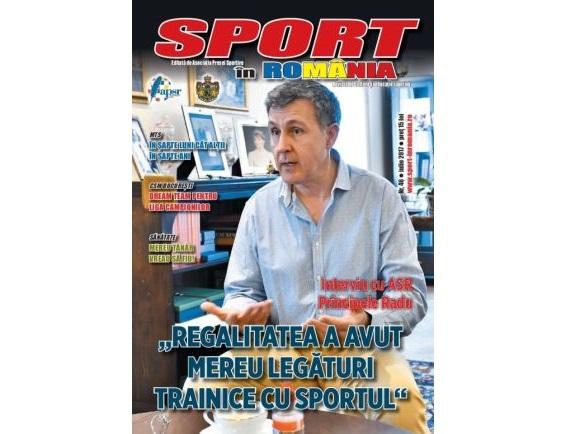 A apărut nr. 46 al revistei Sport în România