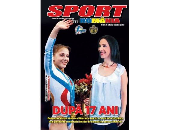 A apărut nr. 47 al revistei Sport în România