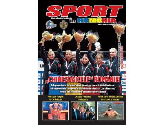 A apărut nr. 48 al revistei Sport în România