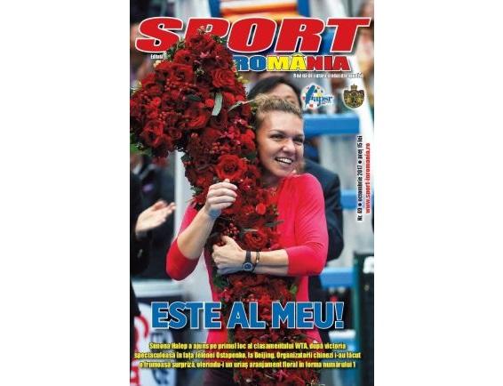 A apărut nr. 49 al revistei Sport în România
