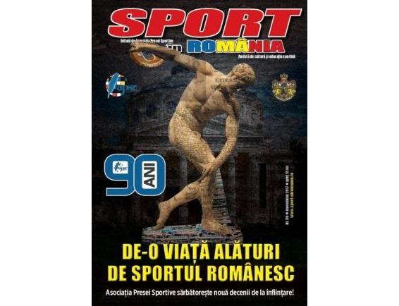 A apărut nr. 50 al revistei Sport în România