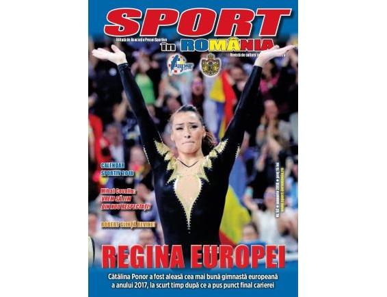 A apărut nr. 52 al revistei Sport în România