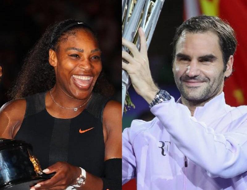 Serena Williams și Roger Federer, desemnați sportivii anului 2017 de AIPS
