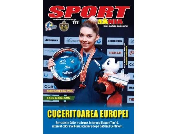A apărut nr. 53 al revistei Sport în România