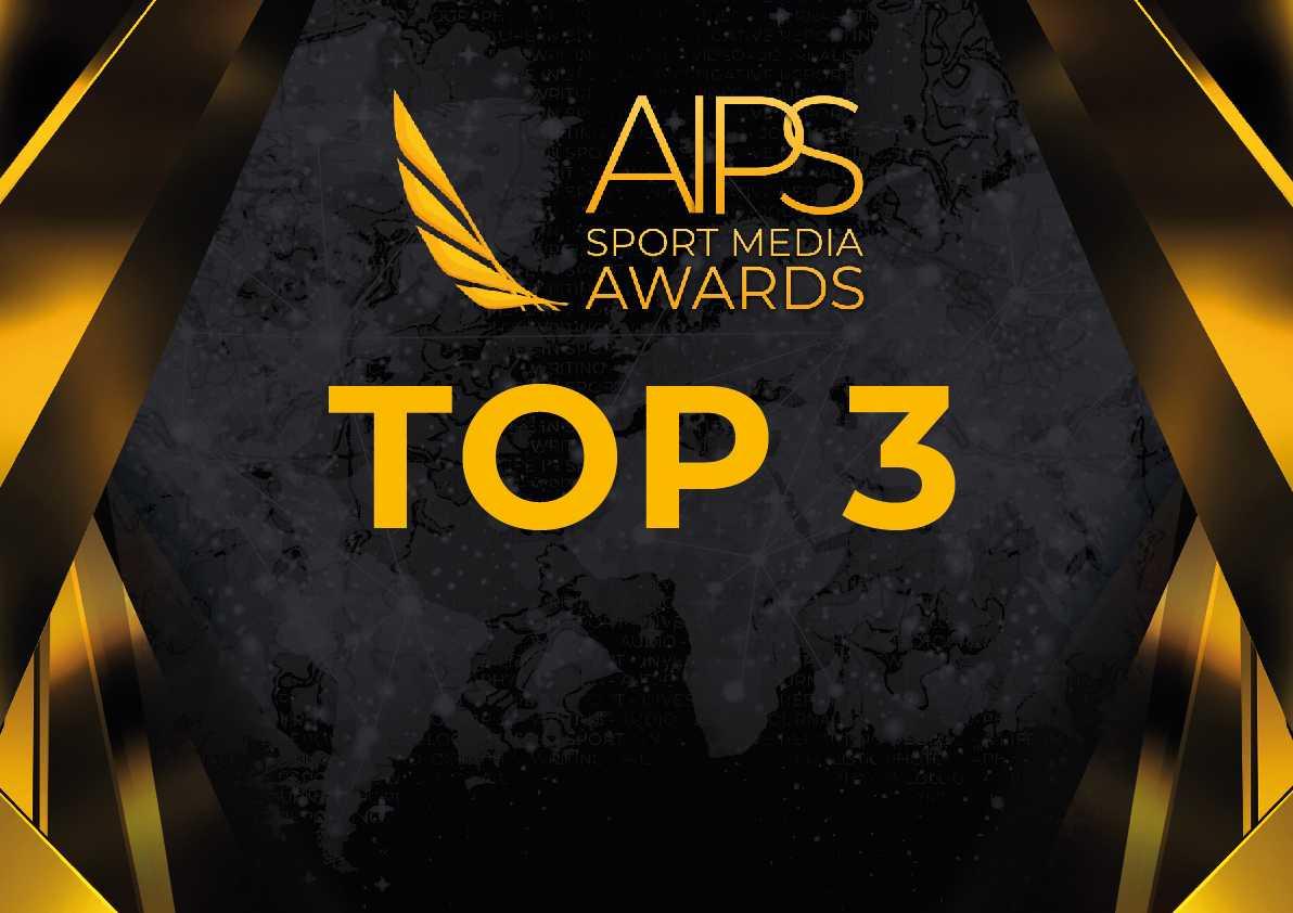 Dumitru Graur, în Top 3 AIPS Sport Media Awards!