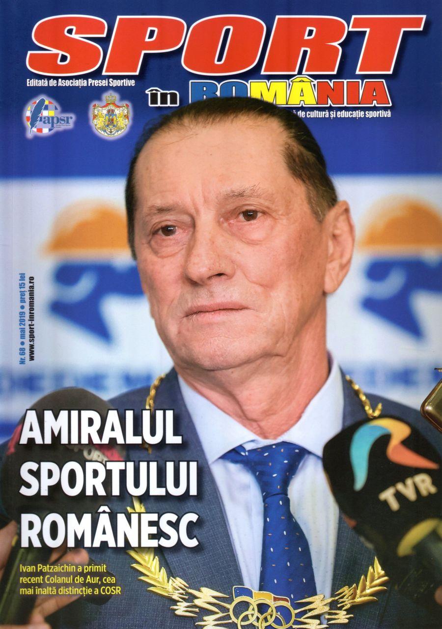 A apărut nr. 68 al revistei Sport în România
