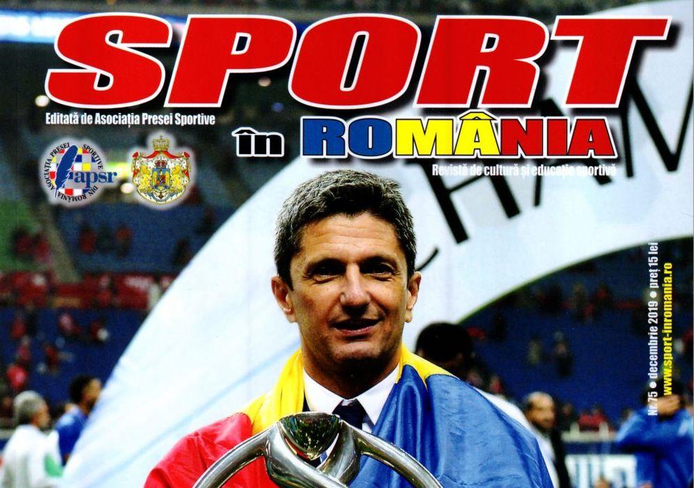 A apărut nr. 75 al revistei Sport în România