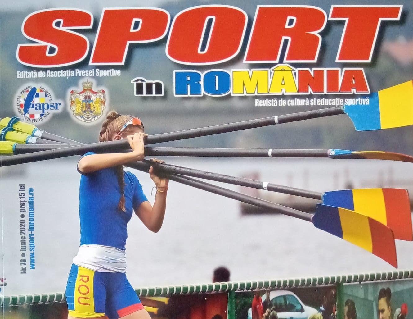 A apărut numărul 78 al revistei Sport în România