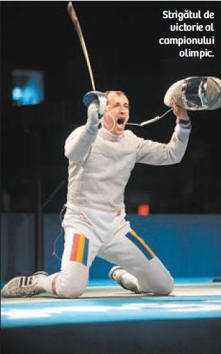 campion olimpic
