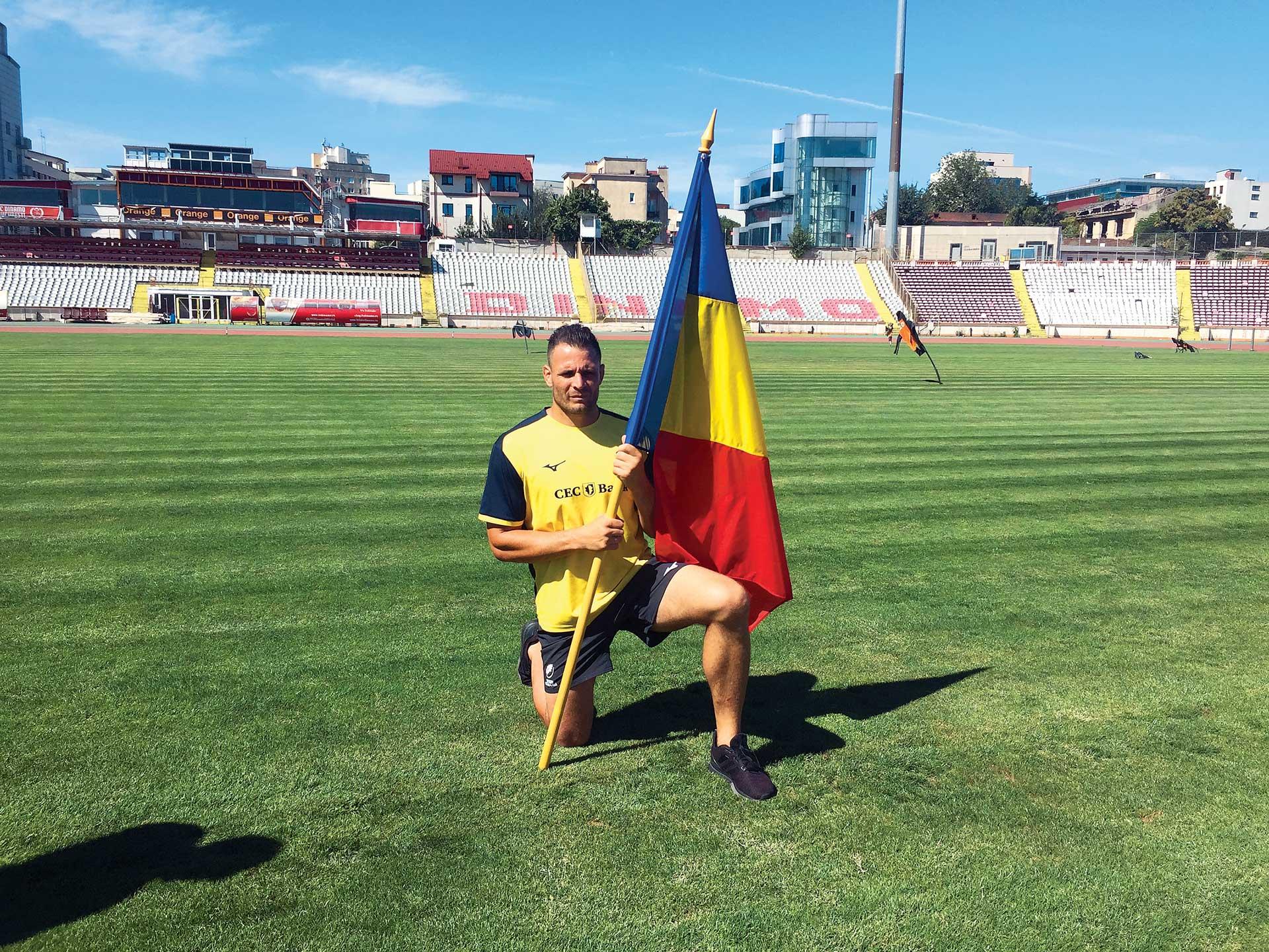 Rugby | Sud-africanul cu suflet de copil