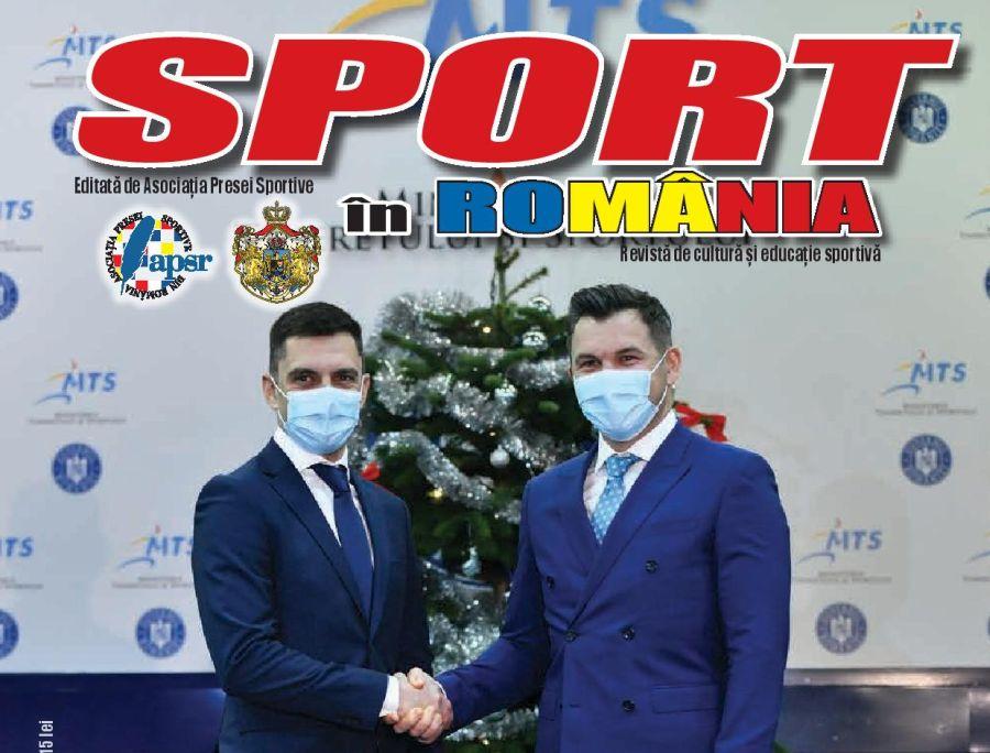 A apărut numărul 85 al revistei Sport în România