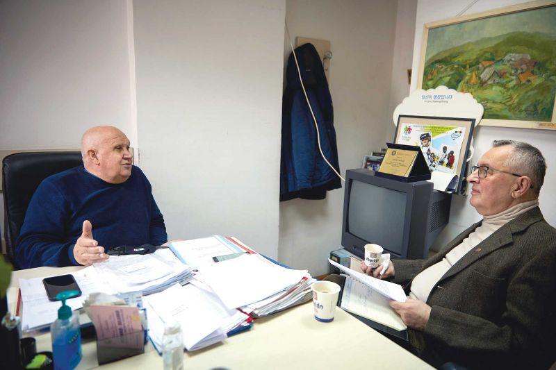 Interviu cu Alexandru Hălăucă, președintele F.R. Hochei pe Gheață