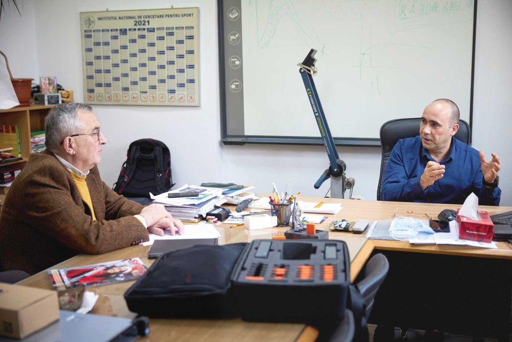 Interviu cu dr. Radu Bidiugan – director al Institutului Național de Cercetare pentru Sport