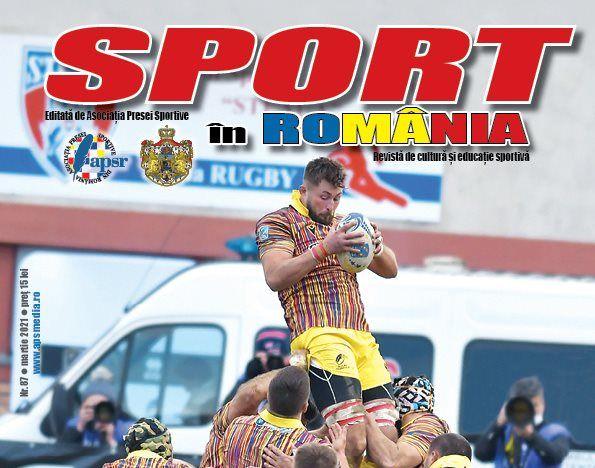 """A apărut numărul 87 al revistei """"Sport în România"""""""