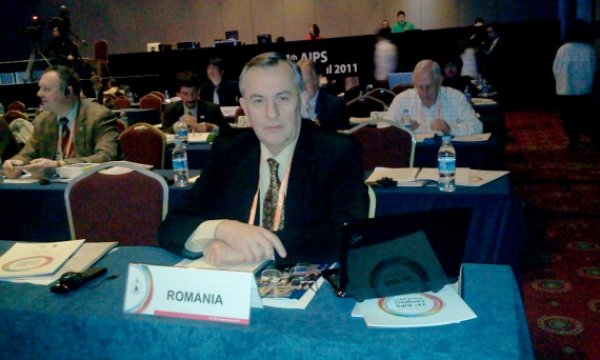 Delegatia Romaniei a participat la Congresul AIPS de la Seul