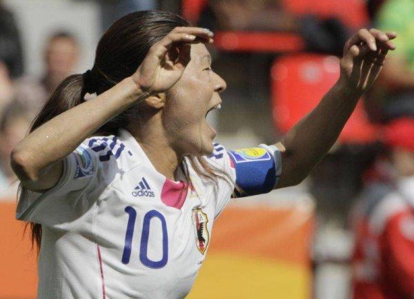 Mondialul Feminin: Japonia e campioana!