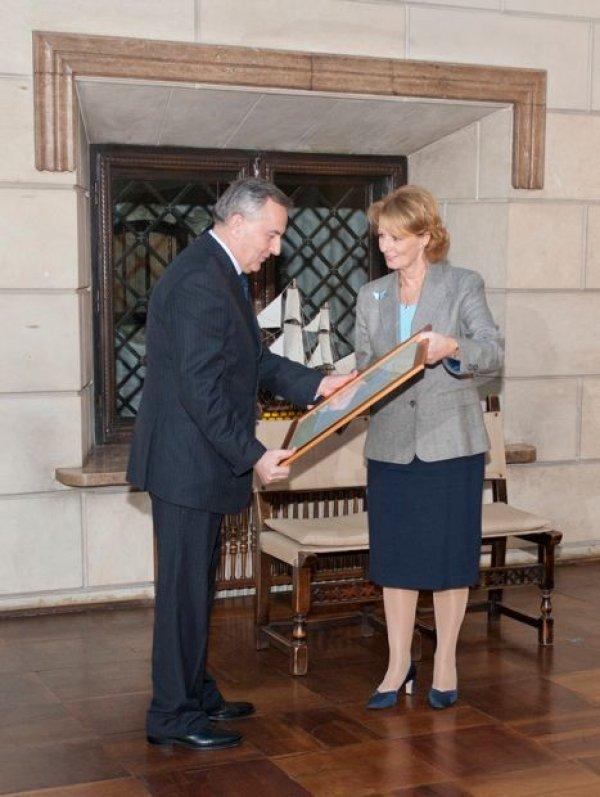 Asociaţia Presei Sportive din România a primit Înaltul Patronaj al Majestăţii sale Regelui Mihai I