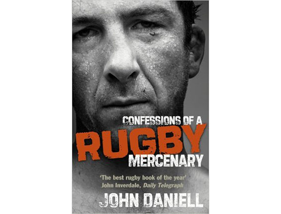 John Daniell – rugbystul ziarist