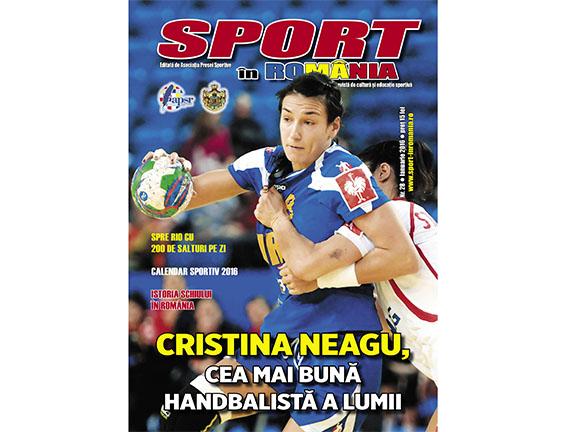A apărut nr. 28 al revistei Sport în România