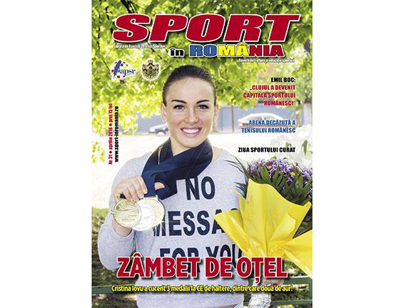 A apărut nr. 31 al revistei Sport în România