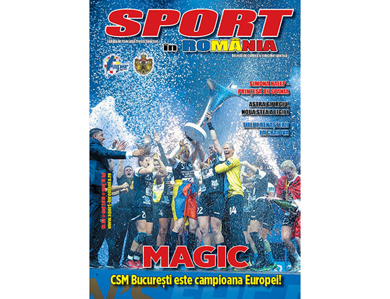 A apărut nr. 32 al revistei Sport în România