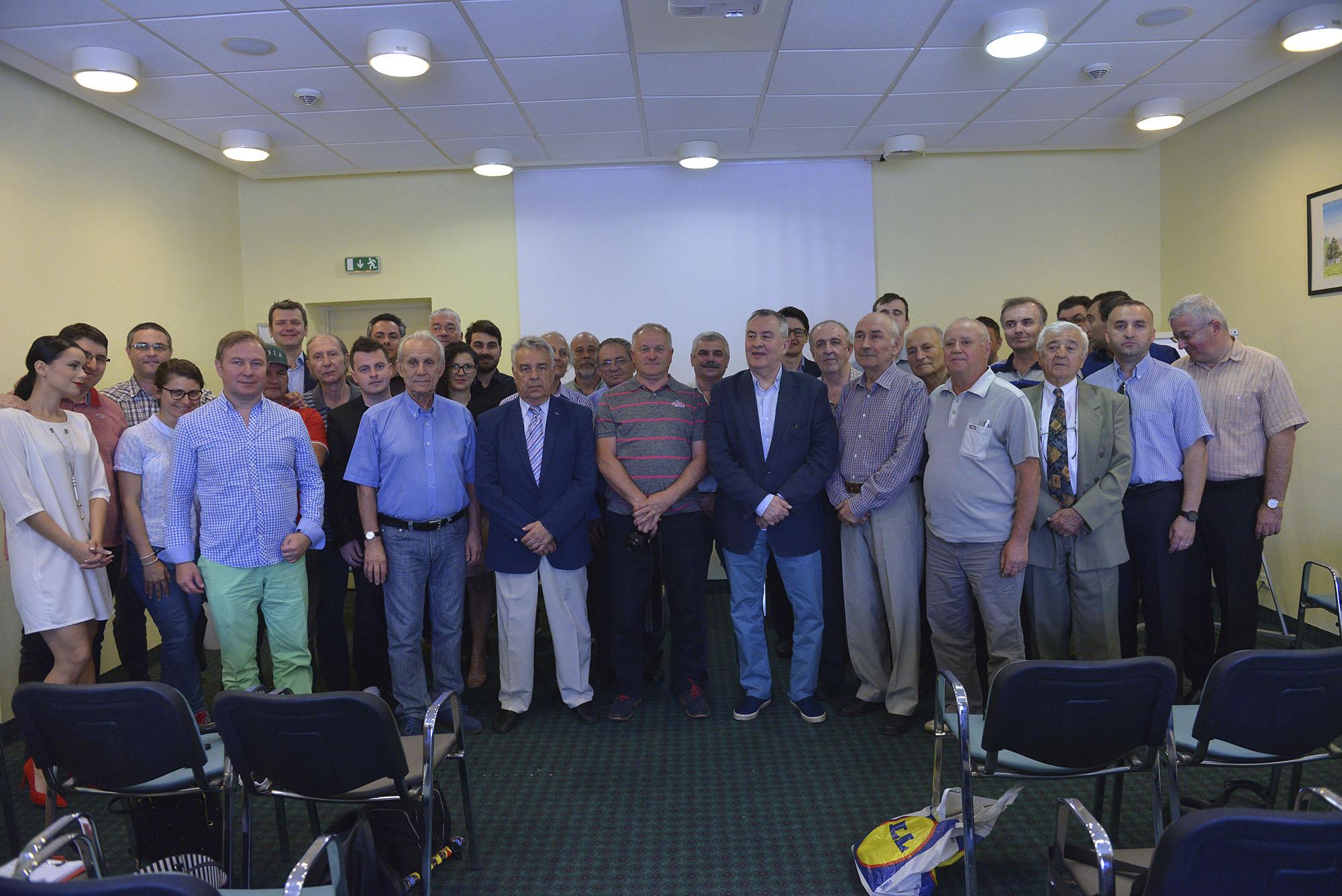 Jurnaliștii sportivi sunt așteptați la Adunarea Generală de Alegeri a APSR din 13 aprilie