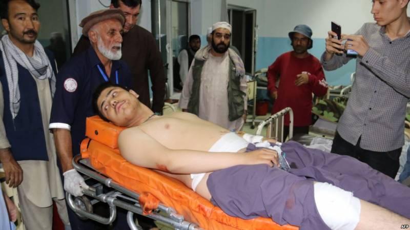 Atac asupra sportului și umanității la Kabul