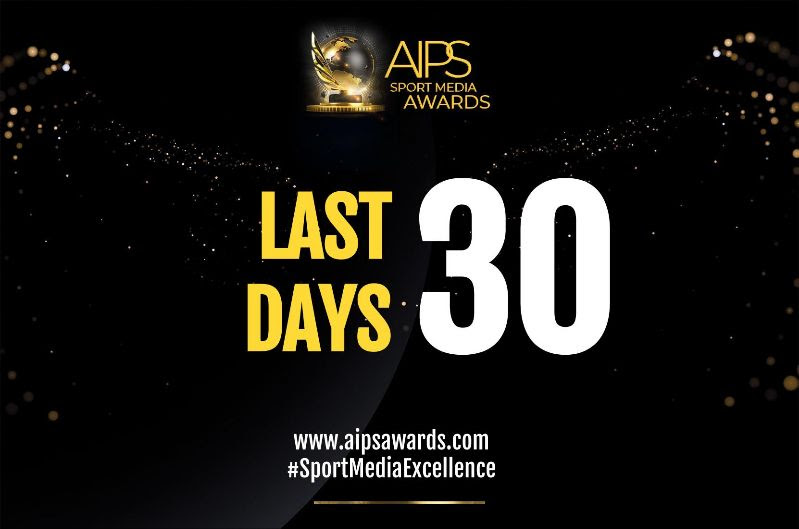 Înscrierile pentru AIPS Sport Media Awards, în linie dreaptă!