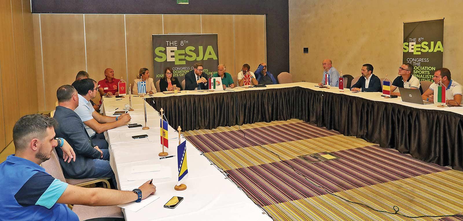 APS România, în prim-plan la Congresul SEESJA