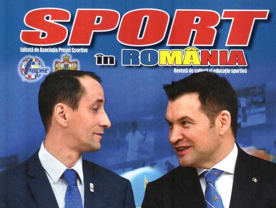 A apărut nr. 76 al revistei Sport în România